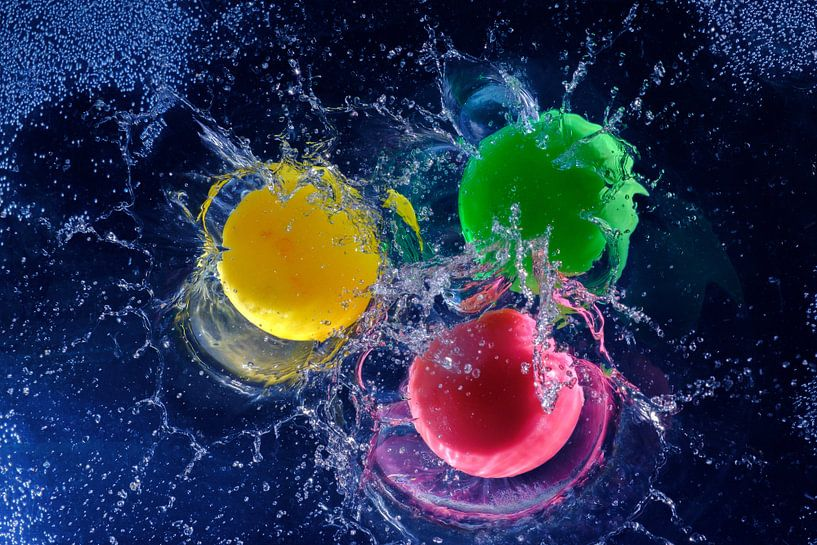 Splash II van Richard Marks
