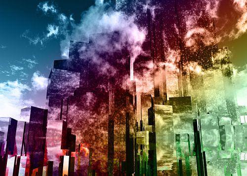 Q-City 3 von Max Steinwald