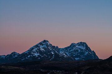 Sonnenuntergang von Niek Belder