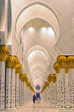 Sjeik Zayed-moskee sur ferdy visser