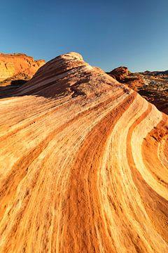 Fire Wave, Valley of Fire State Park, Nevada, VS van Markus Lange