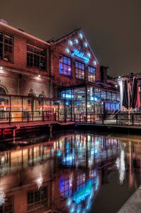 De Melkweg Amsterdam snachts
