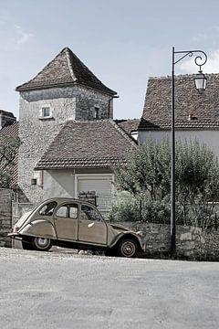 Citroen in Frankrijk 1 van Wybrich Warns