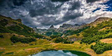 panorama de montagne sur Antwan Janssen