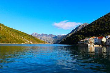 Montenegro Landschaft von JASV Photography