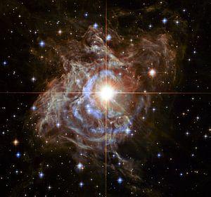 Hubble Telescope foto,s van NASA