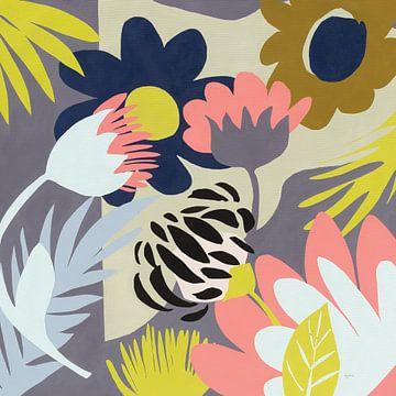 Groovy Garden, Mary Urban van Wild Apple