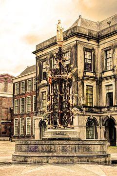 Binnenhof Den Haag Die Niederlande von Hendrik-Jan Kornelis