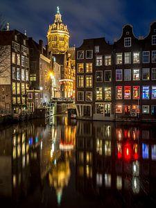 De lichtjes van Amsterdam