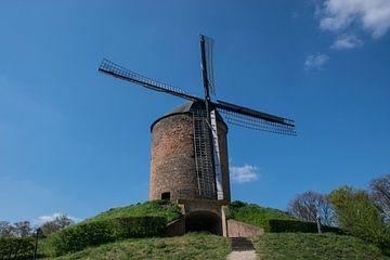 Bekende windmolen van Zeddam van Patrick Verhoef