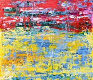 Confetti, modern abstract