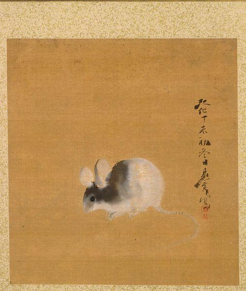 Shibata Zeshin - Album met seizoensgebonden thema's van 1000 Schilderijen