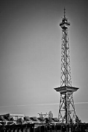 BERLIN Radio Tower | Monochrome