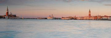 L'humeur du matin dans le Panorama de Venise sur Andreas Müller