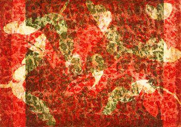 Fallende Blätter von Godelieve Kunst