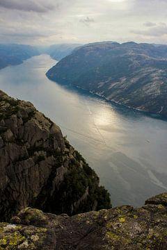 Lysefjorden von Remco de Zwijger