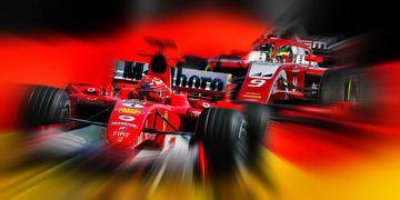 Schumacher dubbelpak van Jean-Louis Glineur alias DeVerviers