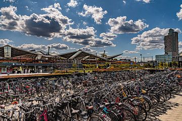 Fietsenstalling Spoorzone Tilburg