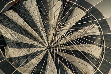 Luchtballon van Jan Nuboer
