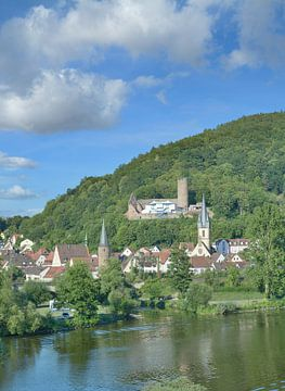 Gemünden am Main,Spessart,Bayern,Deutschland