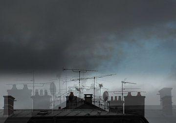het dak op von Henk Speksnijder