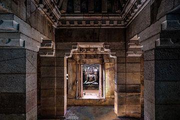 Schlankes Design im antiken Tempel von Affect Fotografie