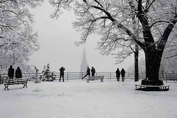 Schneekrönung Freiburg von Patrick Lohmüller