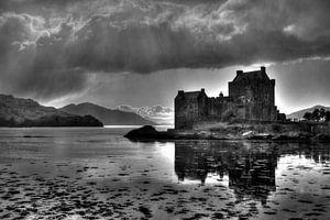 Eilean Donan, Scotland van