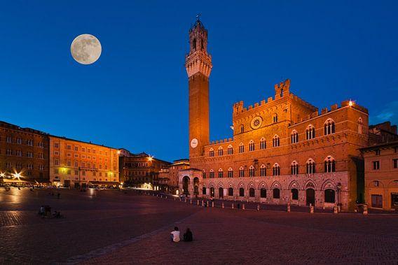 Siena, Italy van Gunter Kirsch