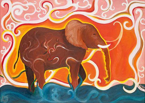 Elefantentraum