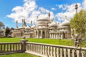 Königlicher Pavillon, Brighton, East Sussex, Großbritannien