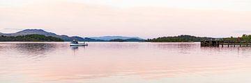 Loch Lomond in Schottland von Werner Dieterich