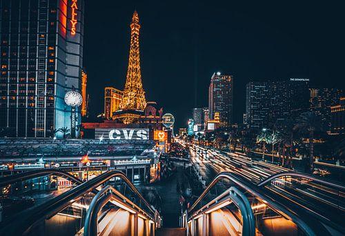 Las Vegas Strip van Joris Pannemans - Loris Photography
