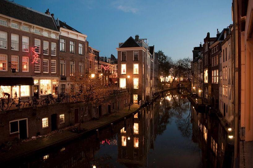 Utrecht, Maartensbrug van Daniel de Kruijf