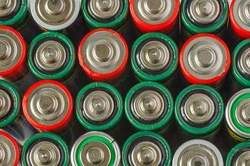 Batterijen van Tonko Oosterink