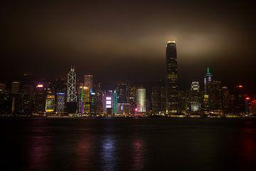 Skyline von Hongkong von StephanvdLinde