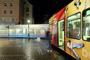 Straßenbahnen Freiburg van Patrick Lohmüller