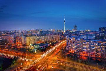 Berlin City von Iman Azizi