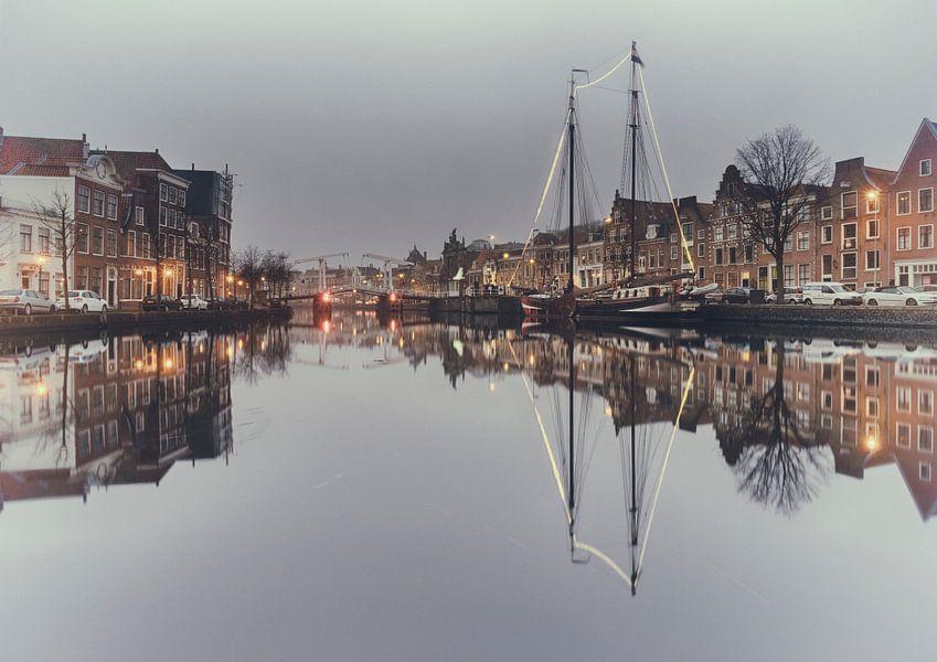Haarlem: de Pegasus  van Olaf Kramer