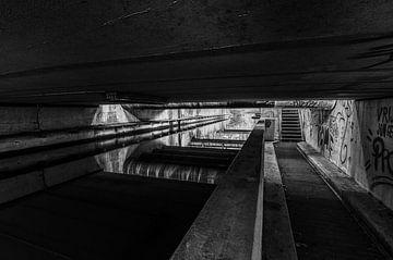 water onder de brug van Robin Pics (verliefd op Utrecht)