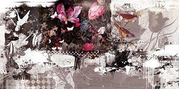 Love Birds II van Teis Albers