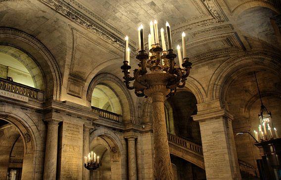 Public Library New York van Tineke Visscher