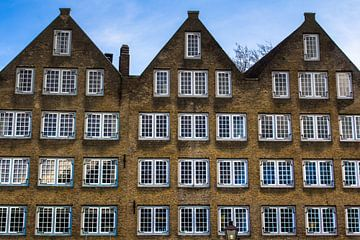 3 prachtige panden in oud-Dordrecht van Petra Brouwer