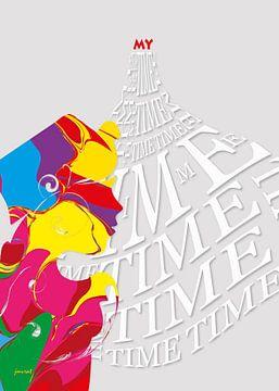 Mijn tijd JM0020op van Johannes Murat