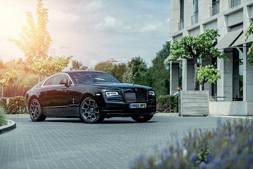 Rolls Royce Wraith van