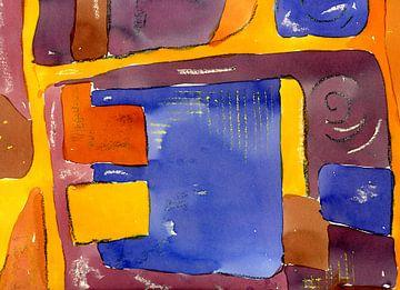 markante Formen 2 von Claudia Gründler