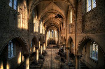 Urbex - Kerk van