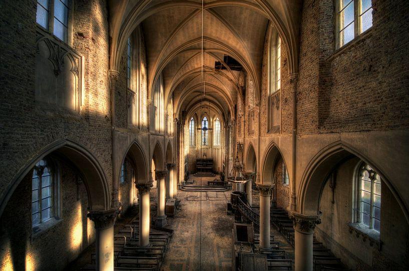 Urbex - Kerk van Angelique Brunas