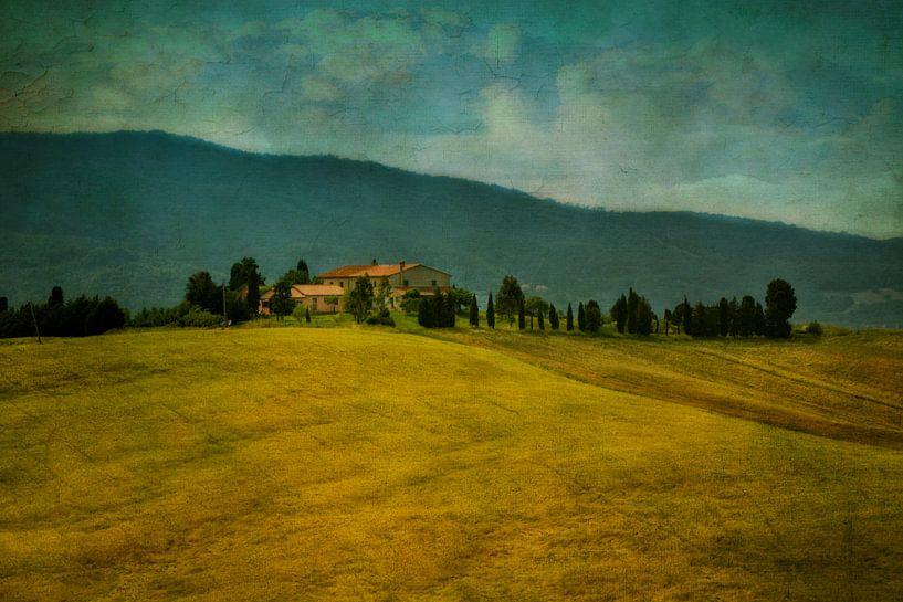 Toscane van Claudia Moeckel