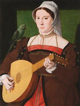 Porträt einer Frau, Unbekannt